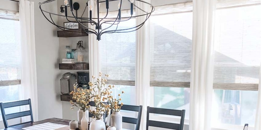 Featured Post - Modern Farmhouse Home Gets Tons of Natural Light with New Shades